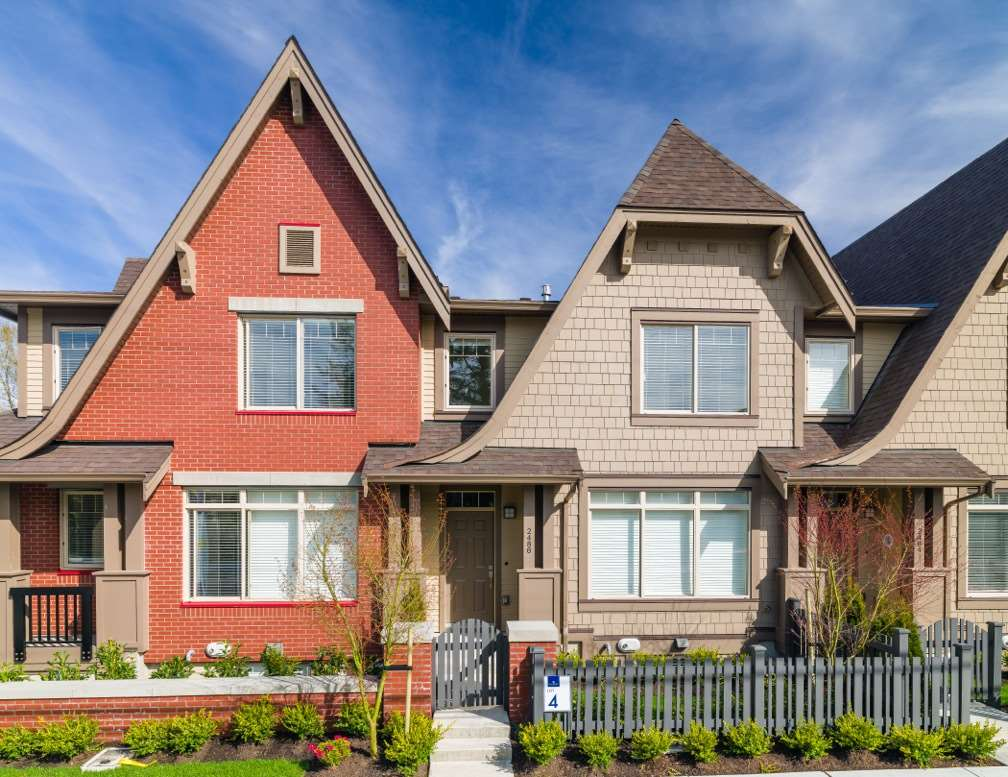 Townhouse at 16432 24A AVENUE, South Surrey White Rock, British Columbia. Image 1