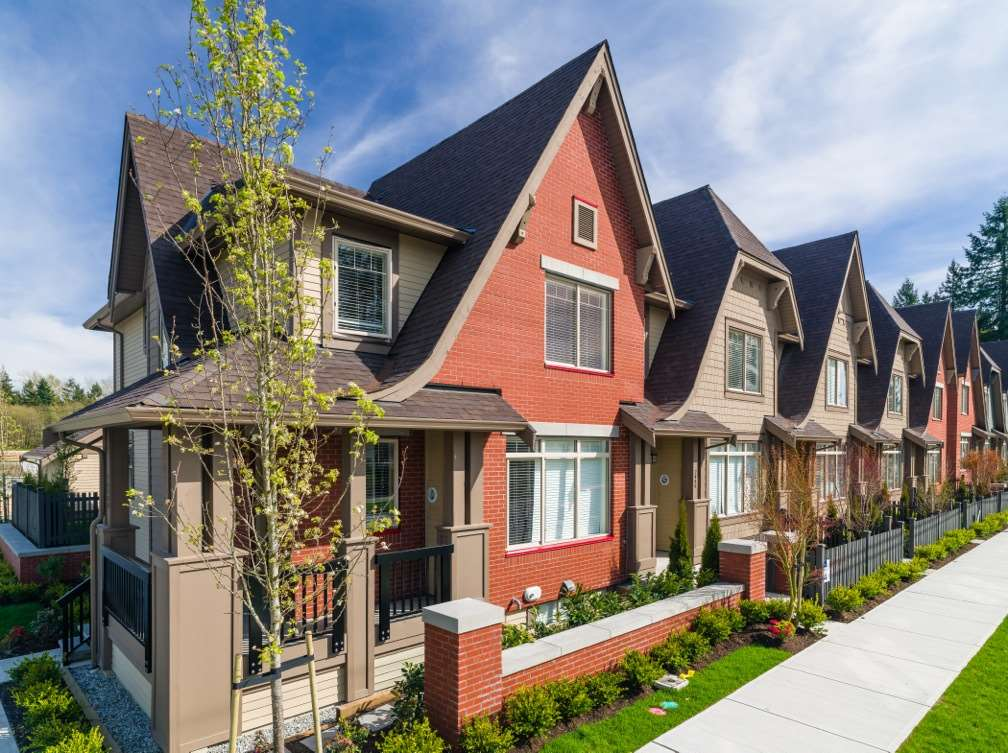 Townhouse at 16485 24 AVENUE, South Surrey White Rock, British Columbia. Image 1