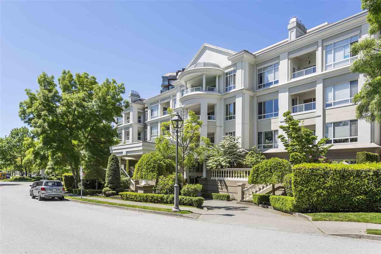 Condo Apartment at 113 5735 HAMPTON PLACE, Unit 113, Vancouver West, British Columbia. Image 1