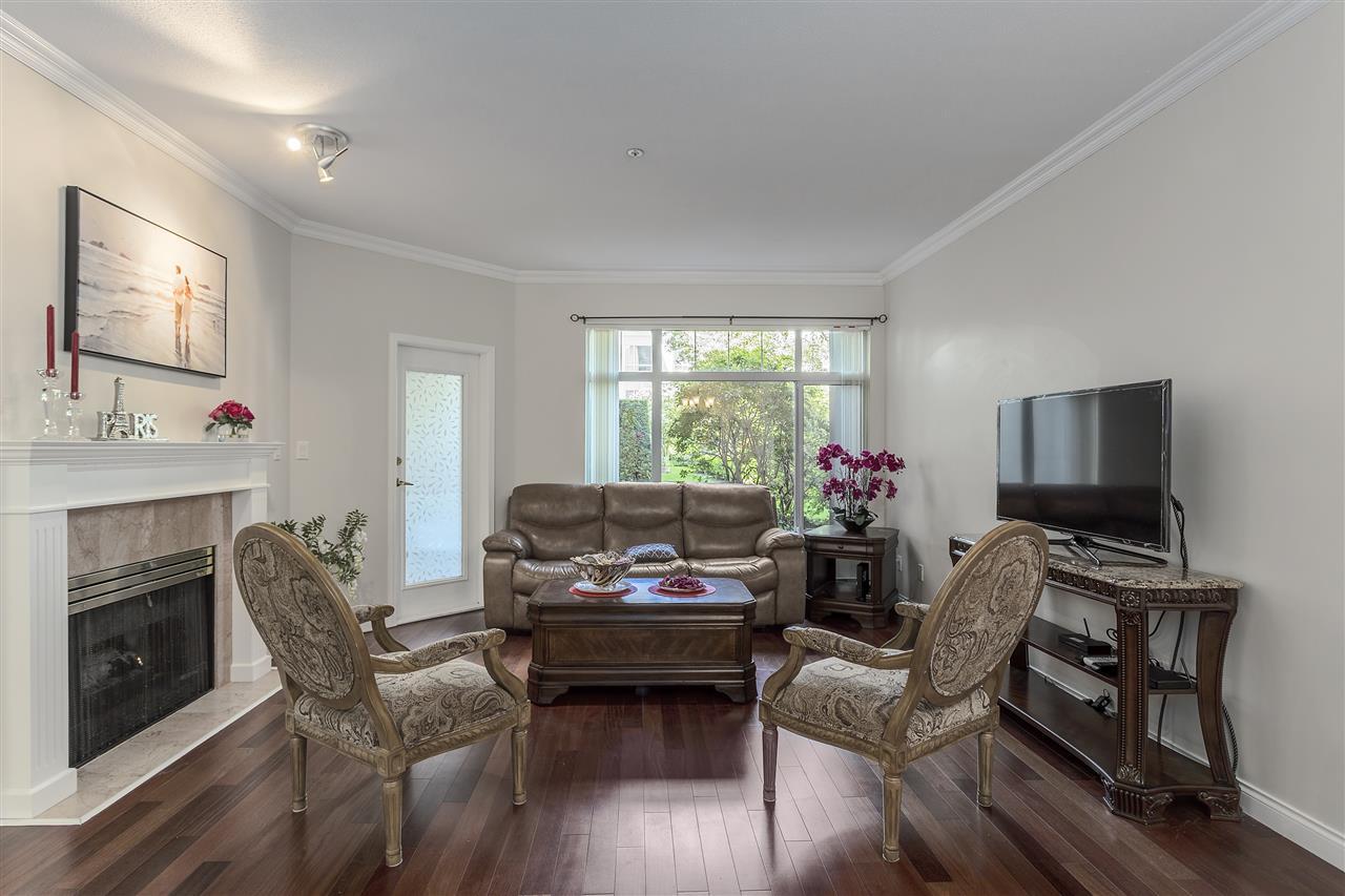 Condo Apartment at 113 5735 HAMPTON PLACE, Unit 113, Vancouver West, British Columbia. Image 4