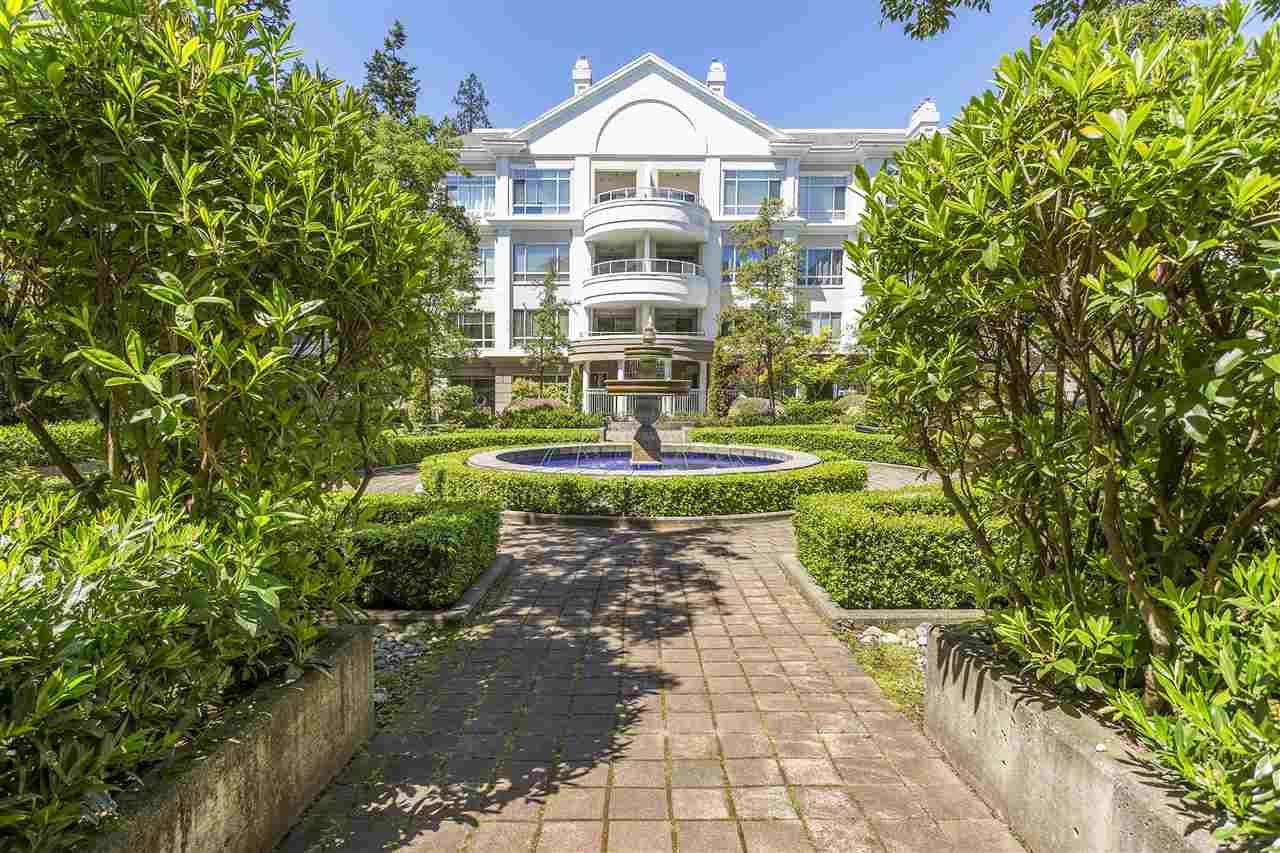 Condo Apartment at 113 5735 HAMPTON PLACE, Unit 113, Vancouver West, British Columbia. Image 16