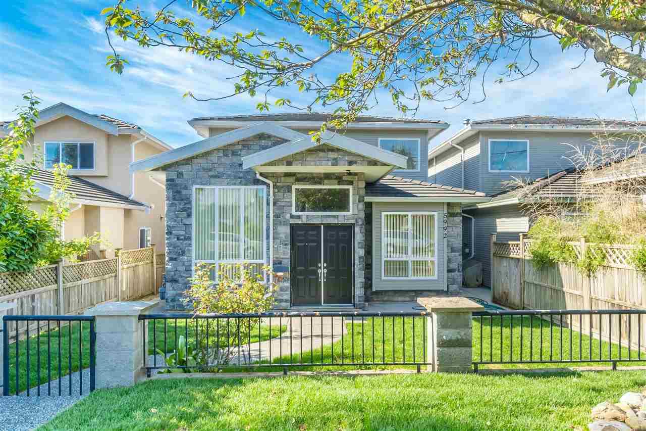Half-duplex at 5992 NEVILLE STREET, Burnaby South, British Columbia. Image 1