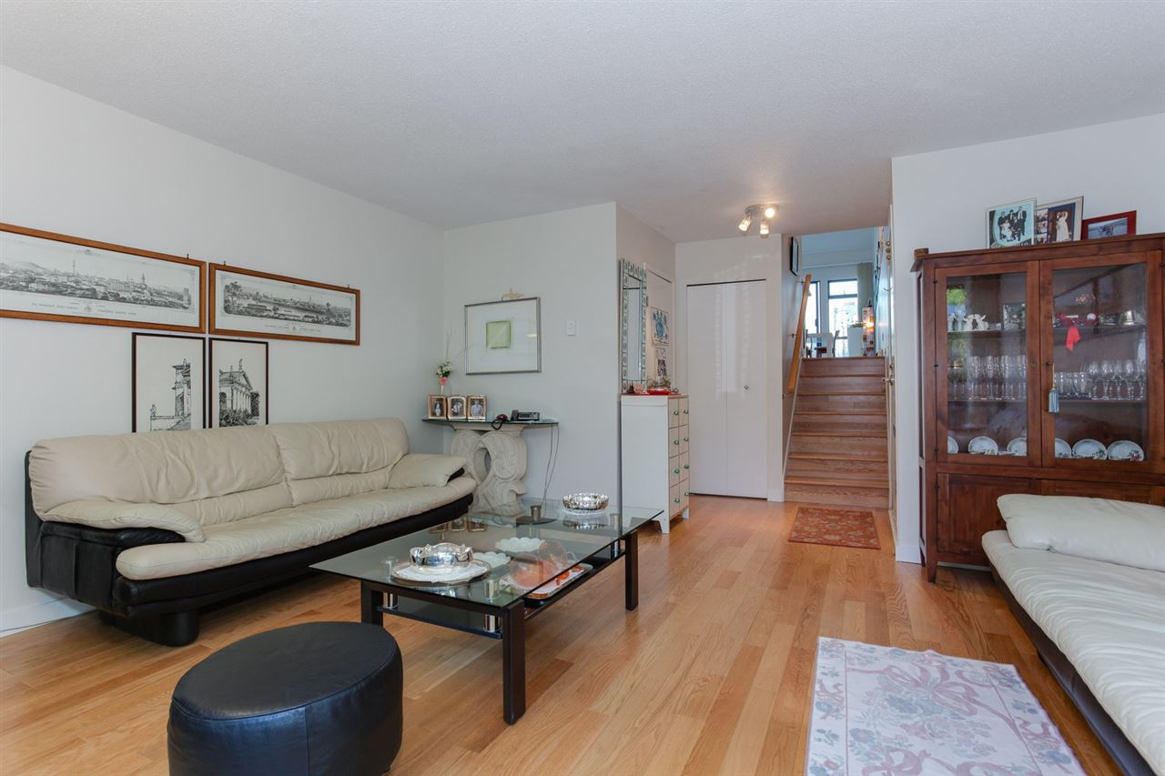 Townhouse at 774 MILLBANK, Vancouver West, British Columbia. Image 6
