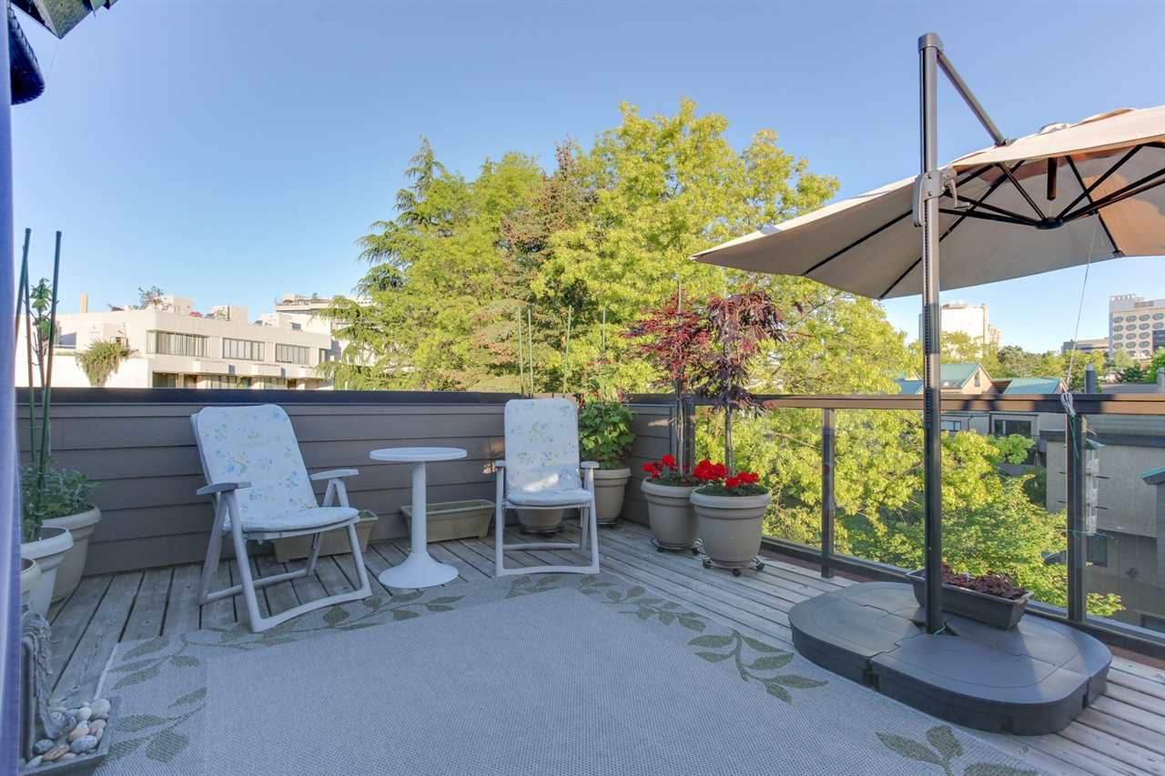 Townhouse at 774 MILLBANK, Vancouver West, British Columbia. Image 17