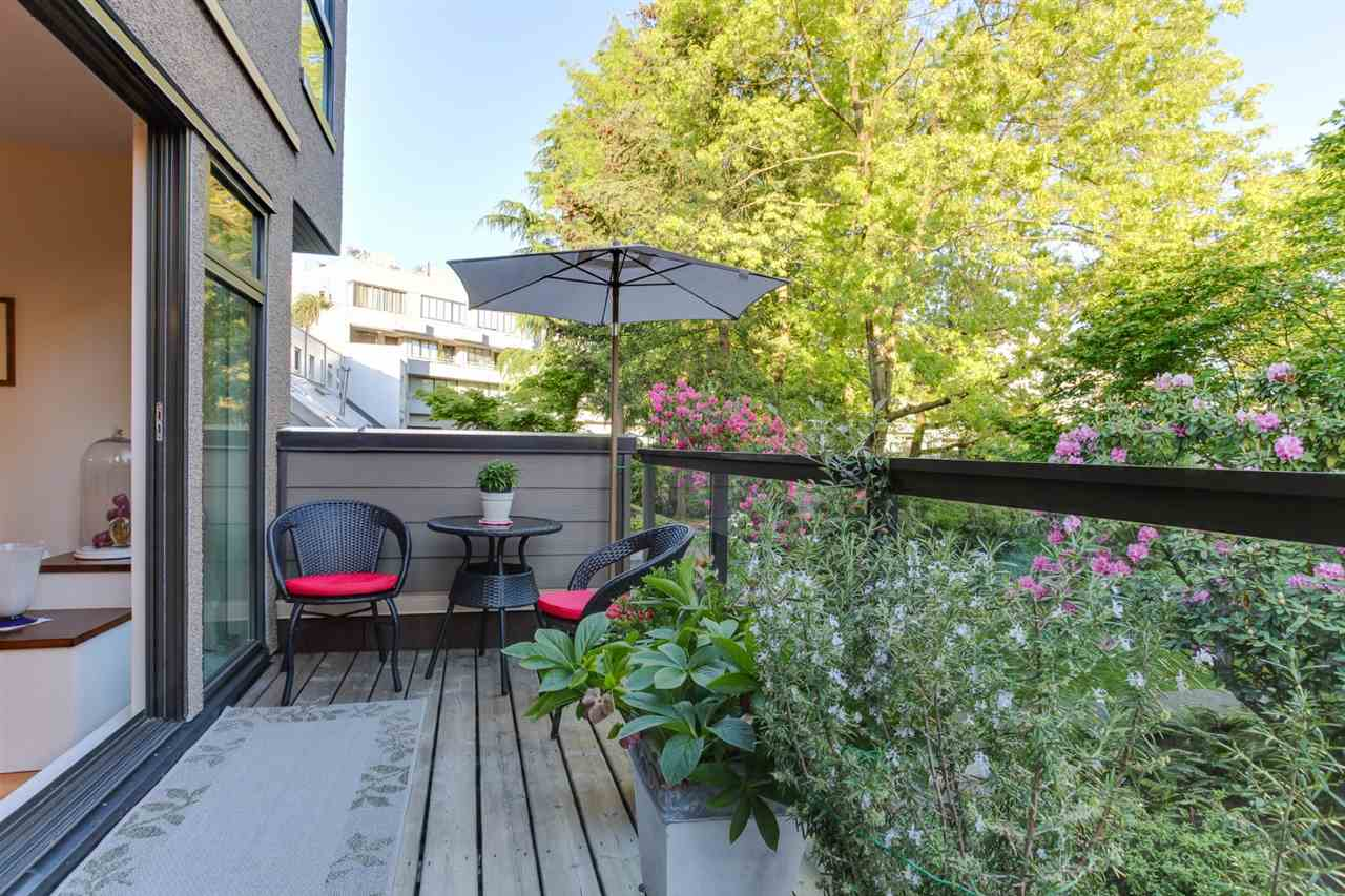 Townhouse at 774 MILLBANK, Vancouver West, British Columbia. Image 18