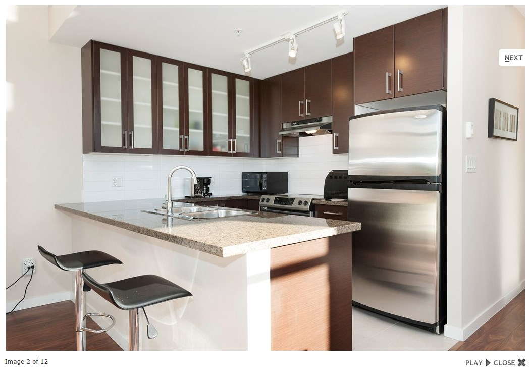 Condo Apartment at 305 4250 DAWSON STREET, Unit 305, Burnaby North, British Columbia. Image 2