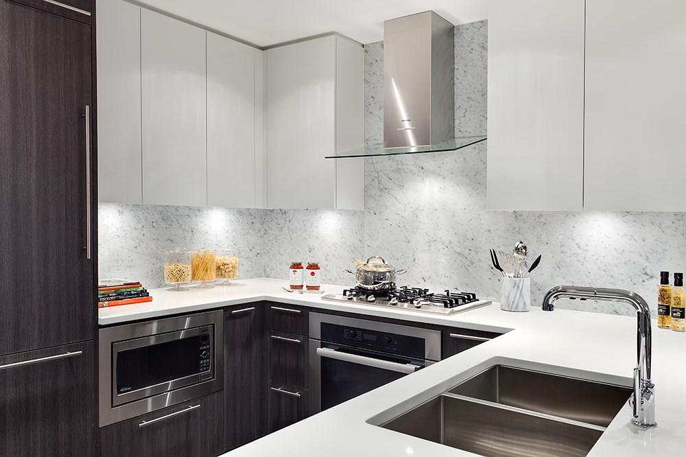 Condo Apartment at 601 677 W 41ST AVENUE, Unit 601, Vancouver West, British Columbia. Image 4