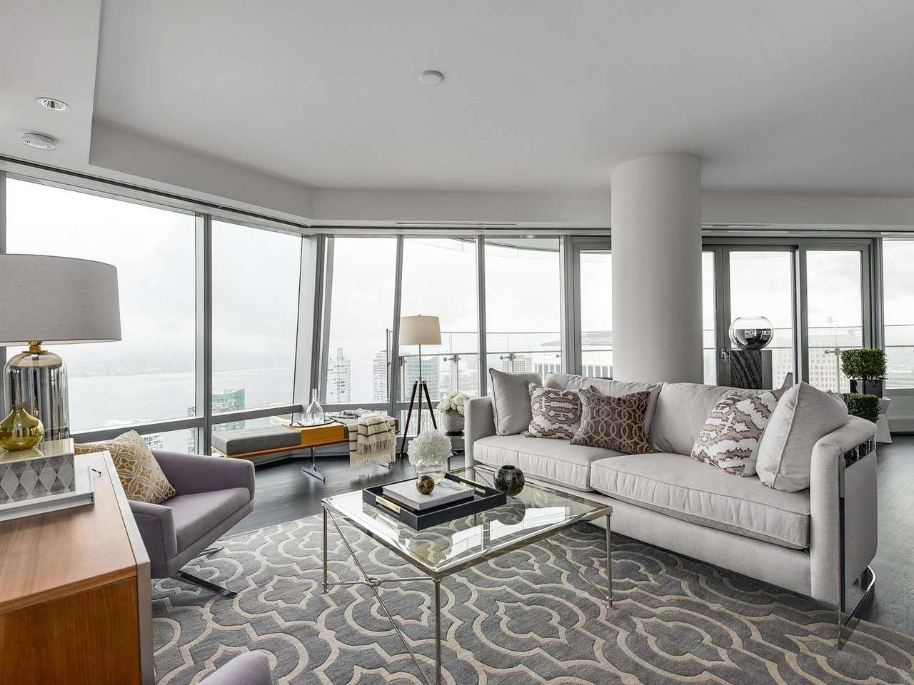 Condo Apartment at 5006 1151 W GEORGIA STREET, Unit 5006, Vancouver West, British Columbia. Image 3