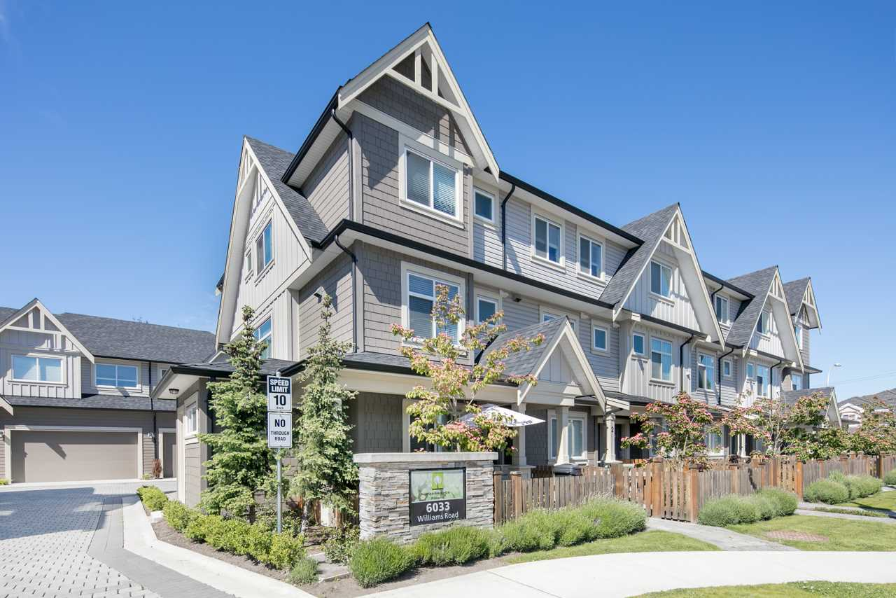 Townhouse at 20 6033 WILLIAMS ROAD, Unit 20, Richmond, British Columbia. Image 1