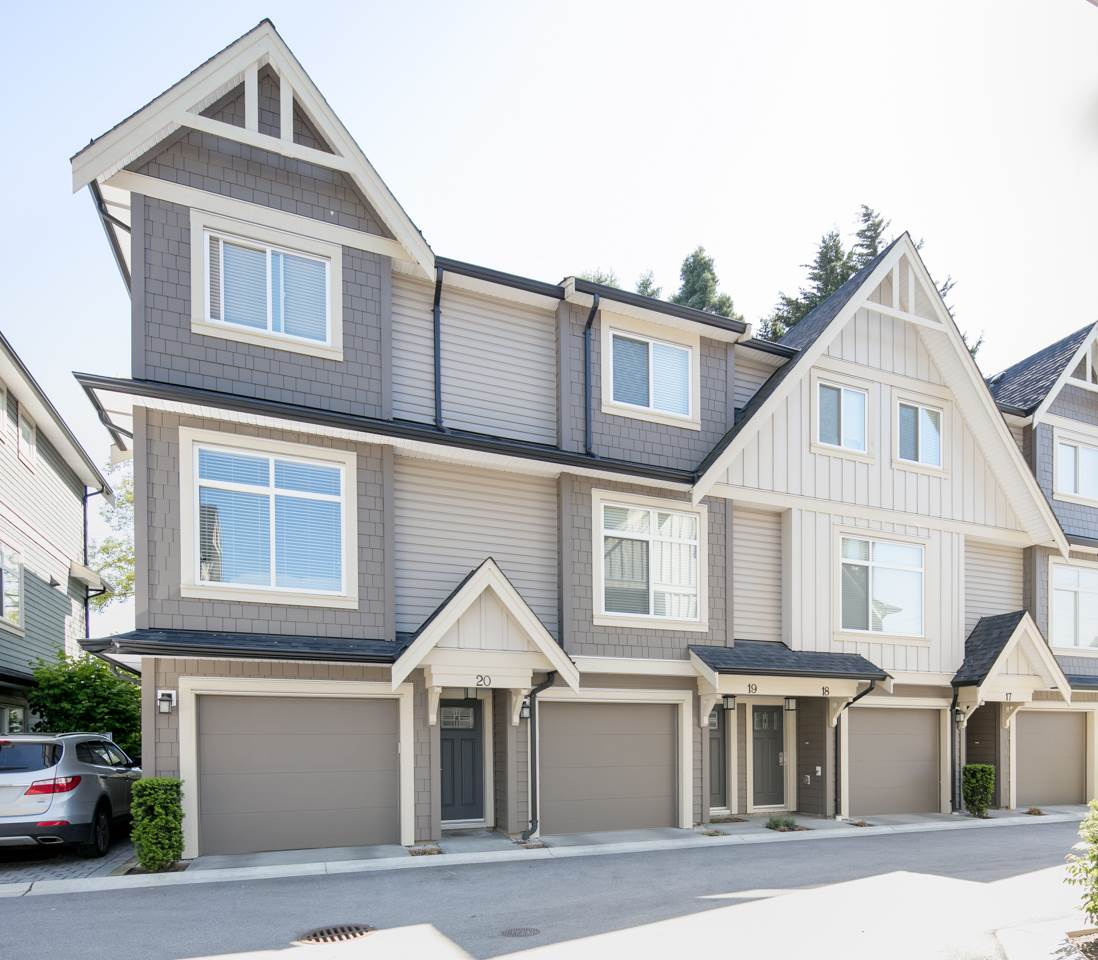Townhouse at 20 6033 WILLIAMS ROAD, Unit 20, Richmond, British Columbia. Image 2