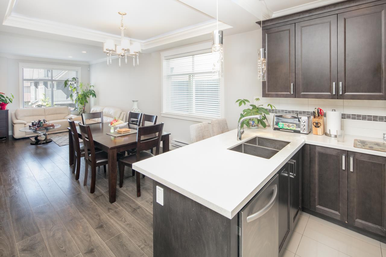 Townhouse at 20 6033 WILLIAMS ROAD, Unit 20, Richmond, British Columbia. Image 5