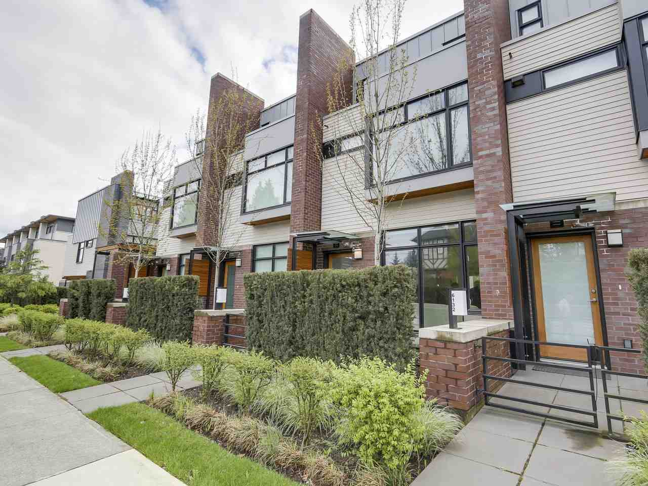 Townhouse at 6130 OAK STREET, Vancouver West, British Columbia. Image 1