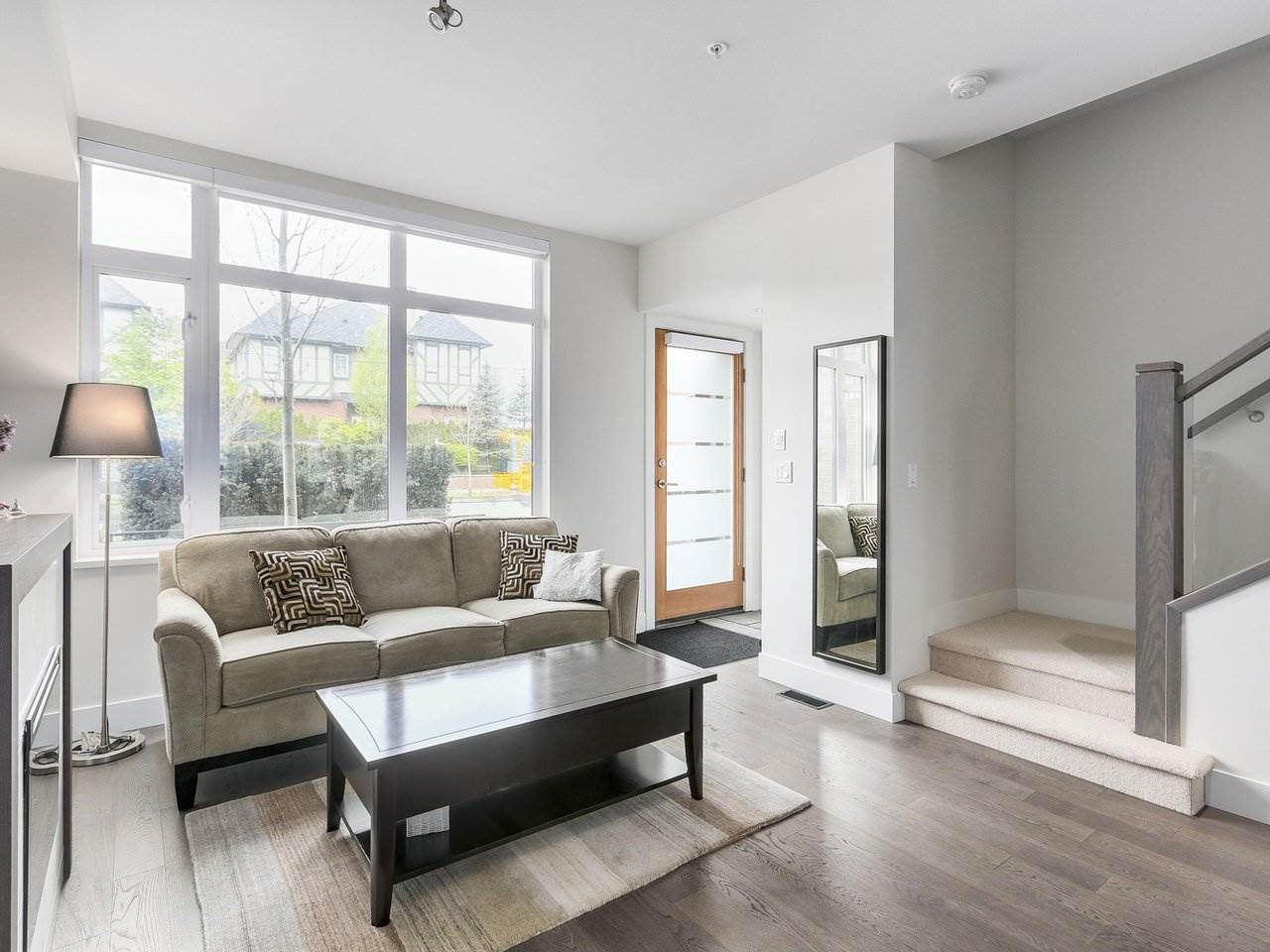Townhouse at 6130 OAK STREET, Vancouver West, British Columbia. Image 7