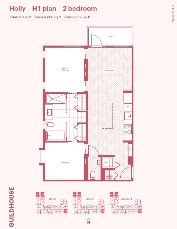 Condo Apartment at 210 14968 101A AVENUE, Unit 210, North Surrey, British Columbia. Image 8
