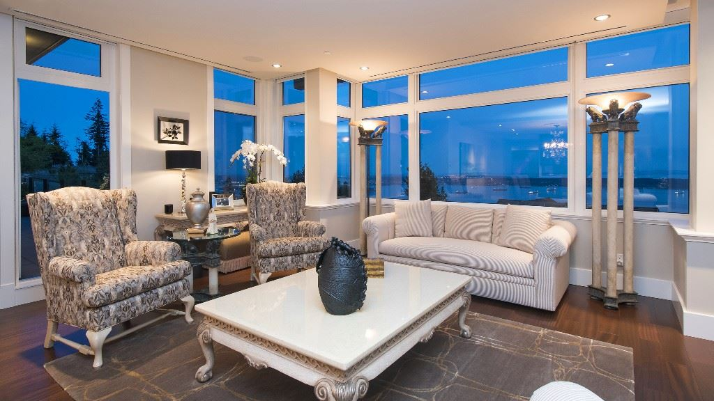 Townhouse at 2551 HIGHGROVE MEWS, West Vancouver, British Columbia. Image 11