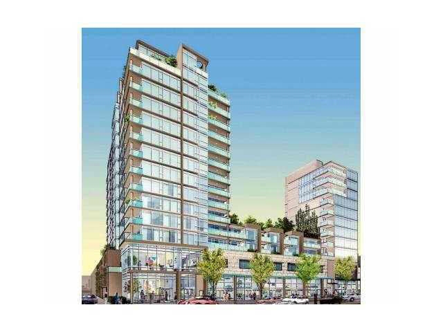 Condo Apartment at 1807 8068 WESTMINSTER HIGHWAY, Unit 1807, Richmond, British Columbia. Image 1