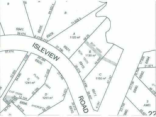 Vacant Land at 6915 ISLEVIEW ROAD, West Vancouver, British Columbia. Image 2