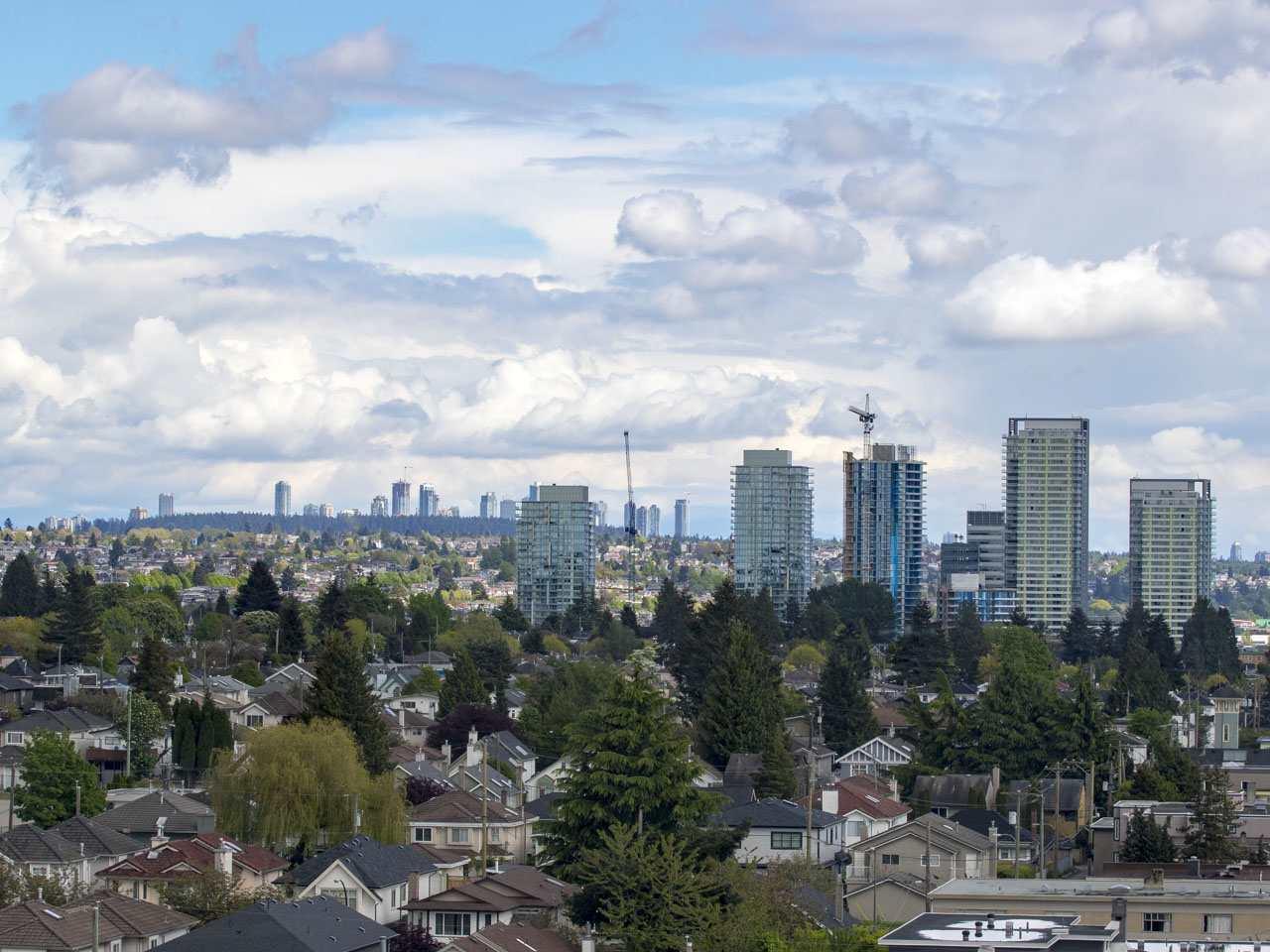 Condo Apartment at 1207 8588 CORNISH STREET, Unit 1207, Vancouver West, British Columbia. Image 2