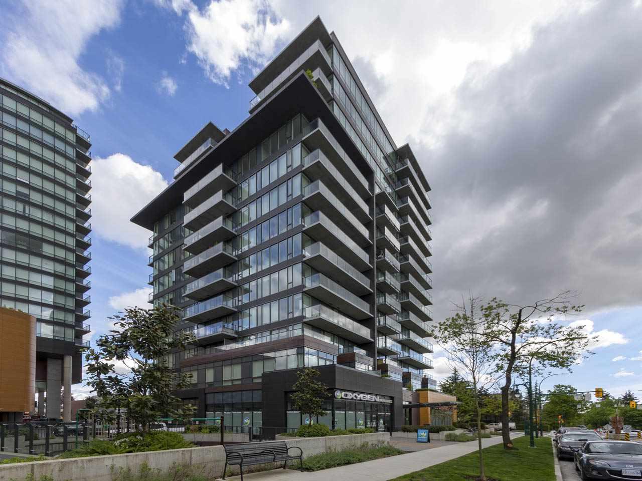 Condo Apartment at 1207 8588 CORNISH STREET, Unit 1207, Vancouver West, British Columbia. Image 3