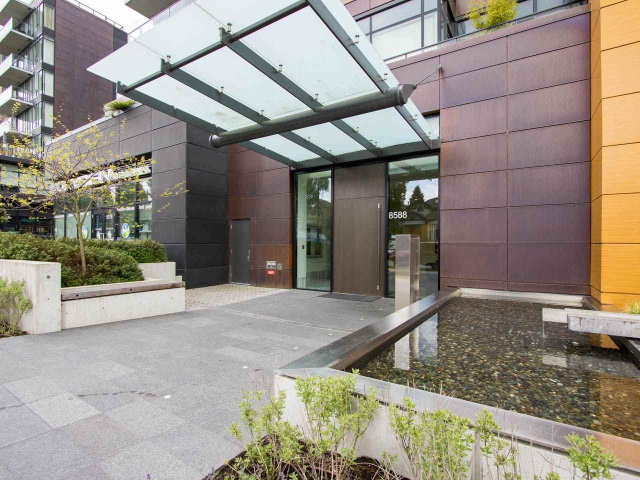 Condo Apartment at 1207 8588 CORNISH STREET, Unit 1207, Vancouver West, British Columbia. Image 4
