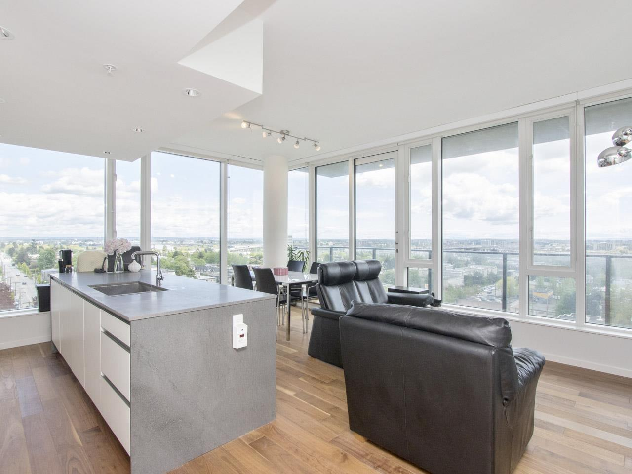 Condo Apartment at 1207 8588 CORNISH STREET, Unit 1207, Vancouver West, British Columbia. Image 7