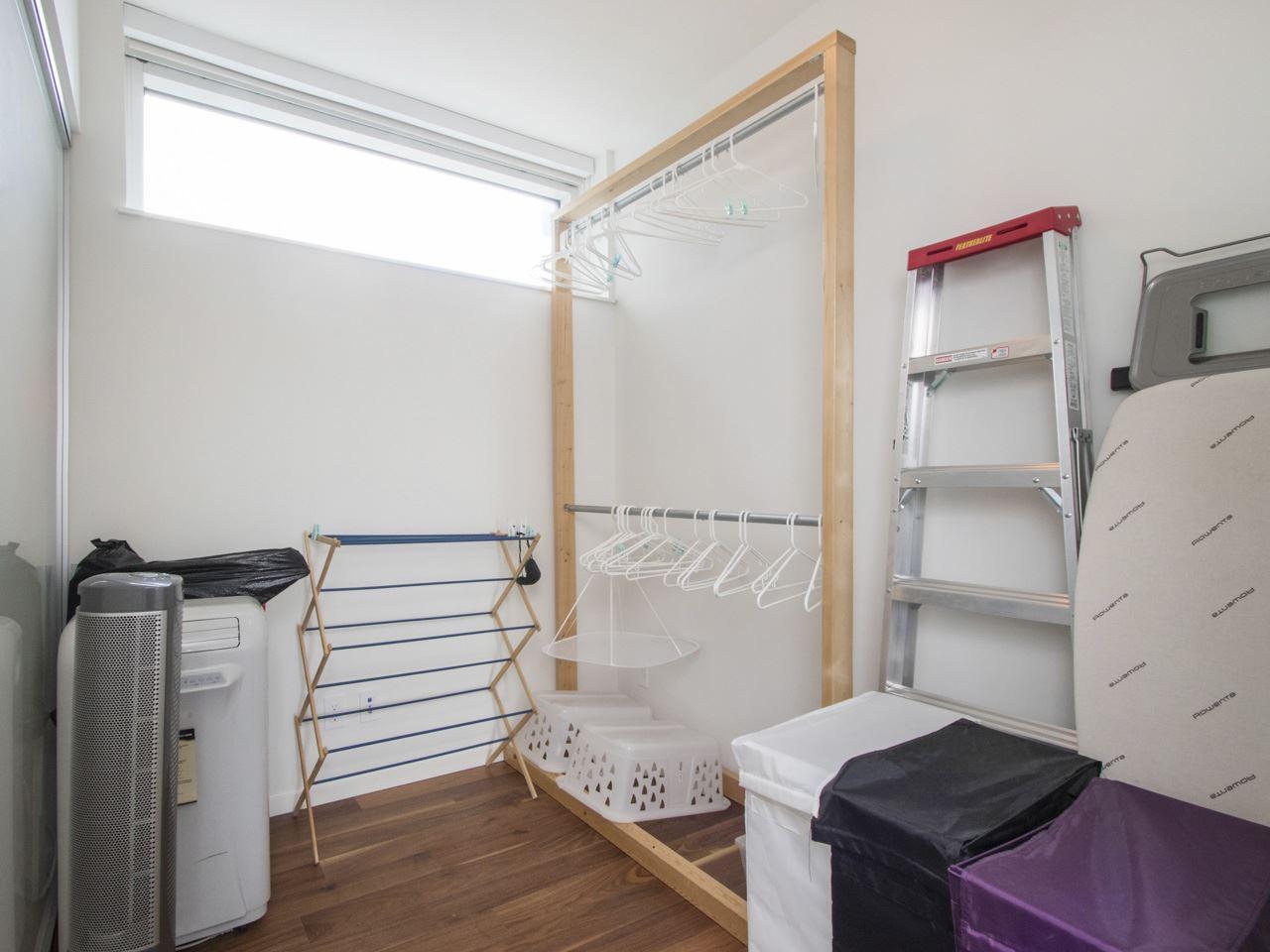 Condo Apartment at 1207 8588 CORNISH STREET, Unit 1207, Vancouver West, British Columbia. Image 16