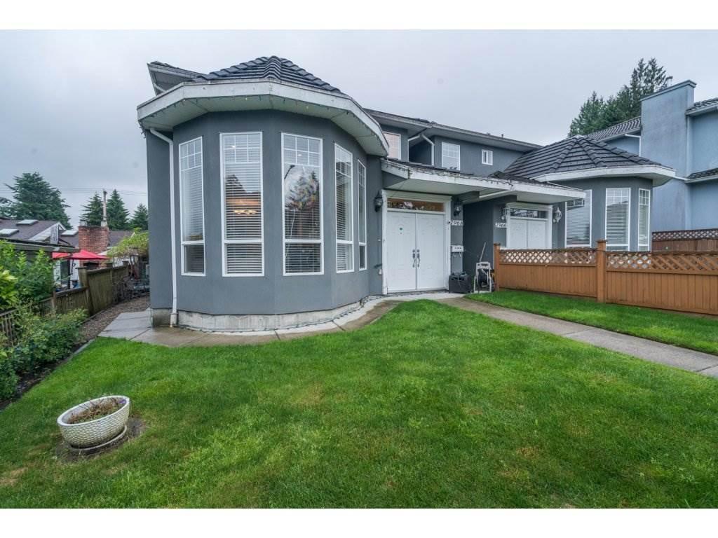 Half-duplex at 7968 WEDGEWOOD STREET, Burnaby South, British Columbia. Image 2