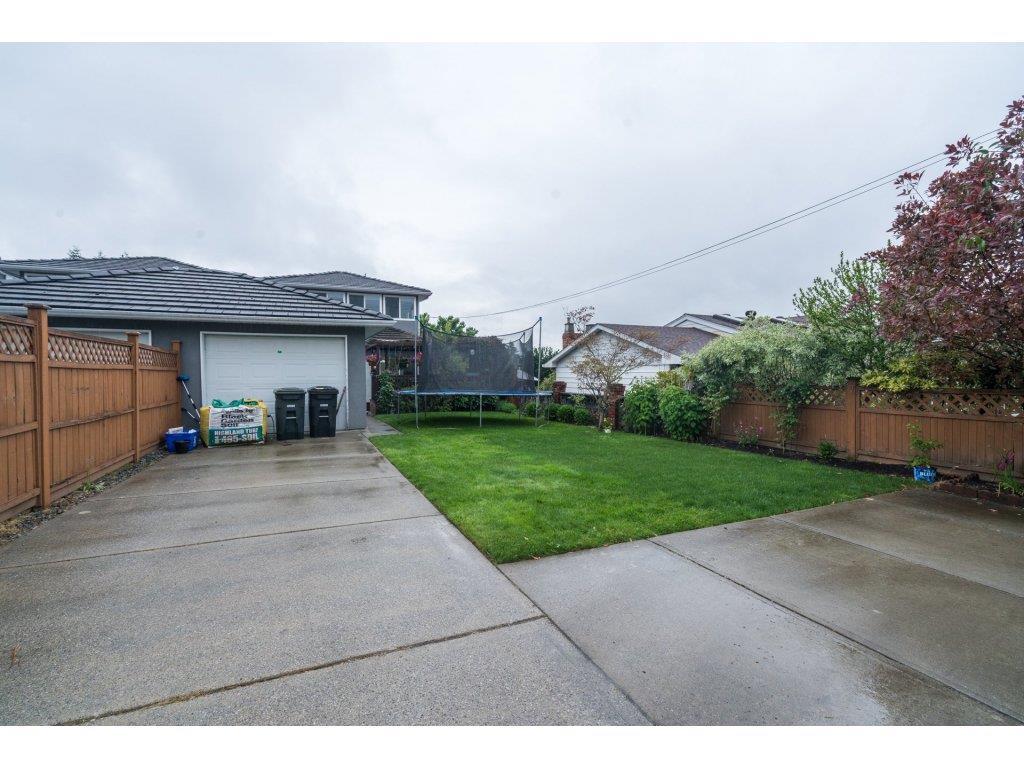 Half-duplex at 7968 WEDGEWOOD STREET, Burnaby South, British Columbia. Image 19