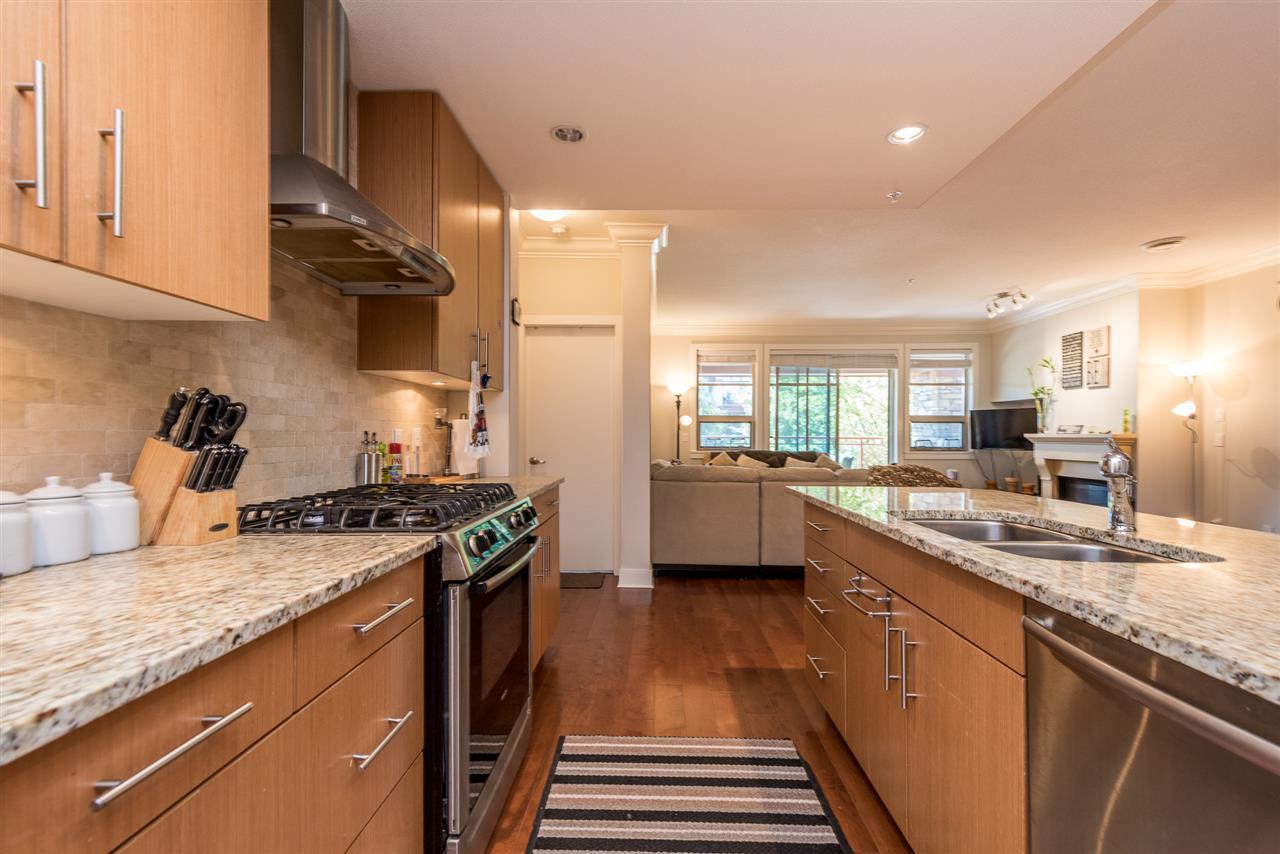 Condo Apartment at 201 16499 64TH AVENUE, Unit 201, Cloverdale, British Columbia. Image 6