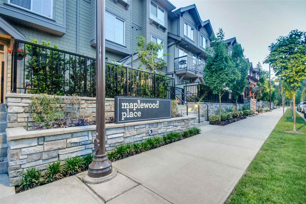 Townhouse at 42 433 SEYMOUR RIVER PLACE, Unit 42, North Vancouver, British Columbia. Image 1