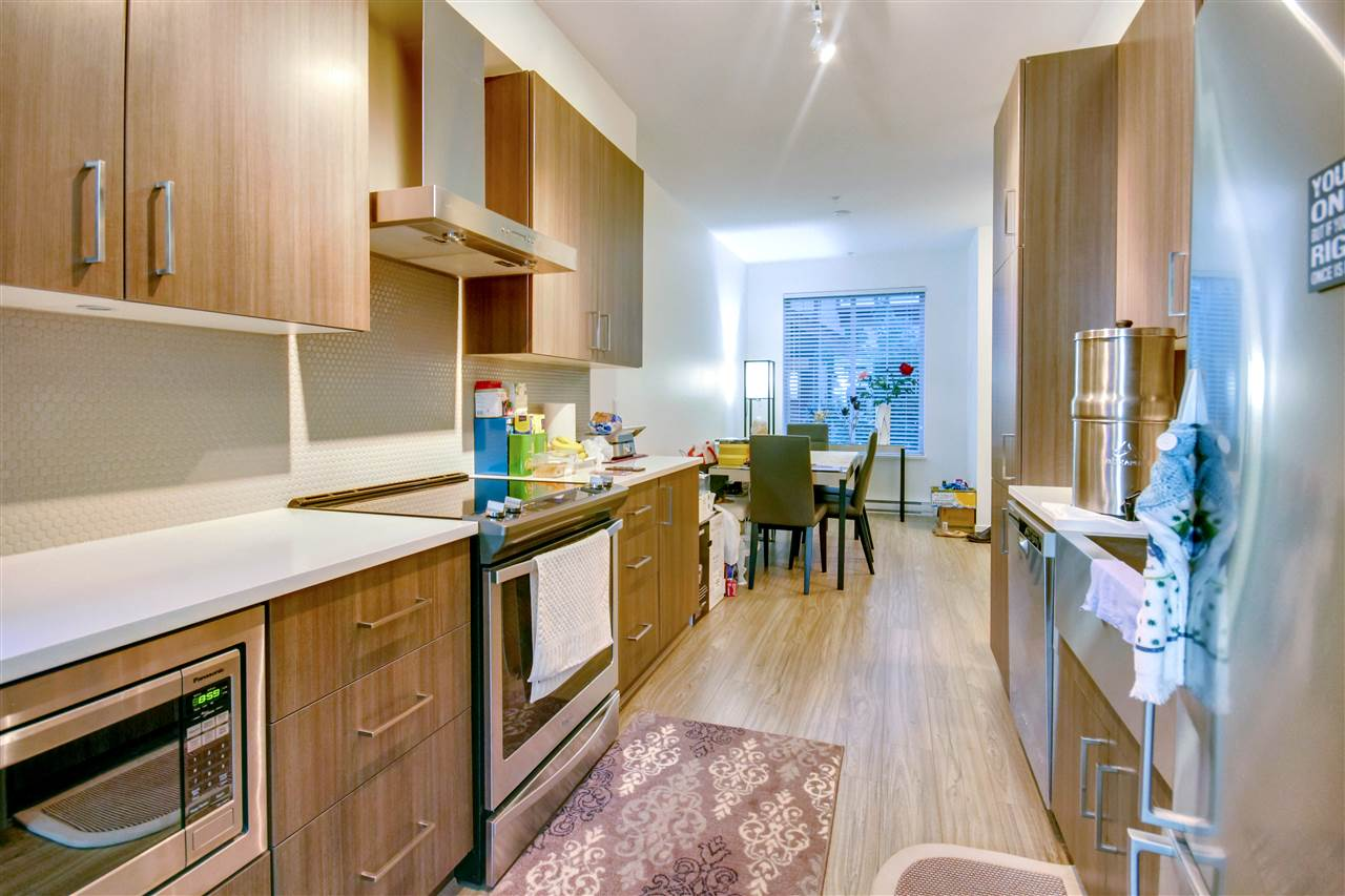 Townhouse at 42 433 SEYMOUR RIVER PLACE, Unit 42, North Vancouver, British Columbia. Image 4