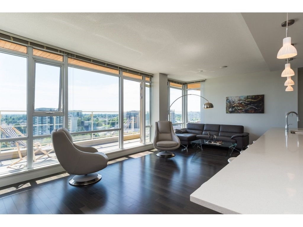 Condo Apartment at 1803 8333 ANDERSON ROAD, Unit 1803, Richmond, British Columbia. Image 4