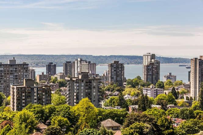 Condo Apartment at 1903 738 BROUGHTON STREET, Unit 1903, Vancouver West, British Columbia. Image 1