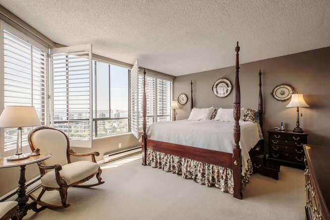 Condo Apartment at 1903 738 BROUGHTON STREET, Unit 1903, Vancouver West, British Columbia. Image 12