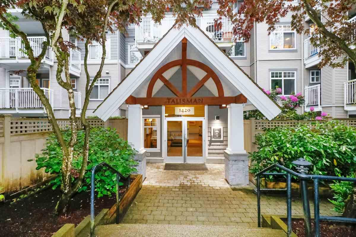 Condo Apartment at 212 1420 PARKWAY BOULEVARD, Unit 212, Coquitlam, British Columbia. Image 1