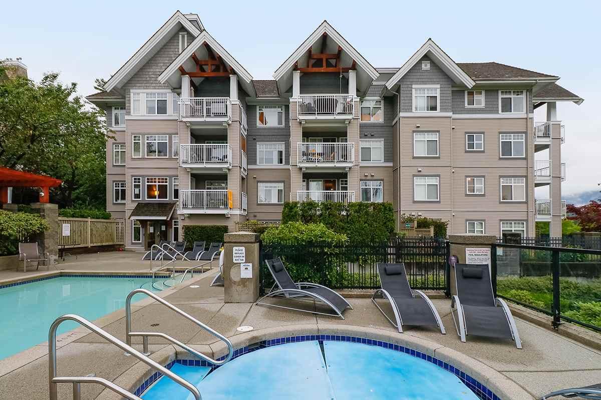 Condo Apartment at 212 1420 PARKWAY BOULEVARD, Unit 212, Coquitlam, British Columbia. Image 2