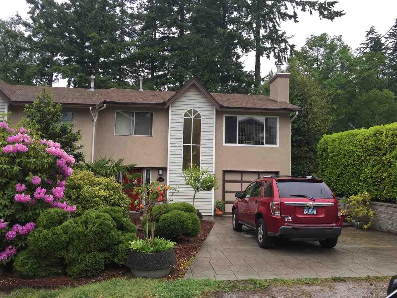 Half-duplex at 1445 VIDAL STREET, South Surrey White Rock, British Columbia. Image 1