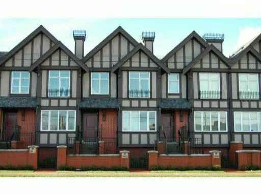Townhouse at 5961 OAK STREET, Vancouver West, British Columbia. Image 1