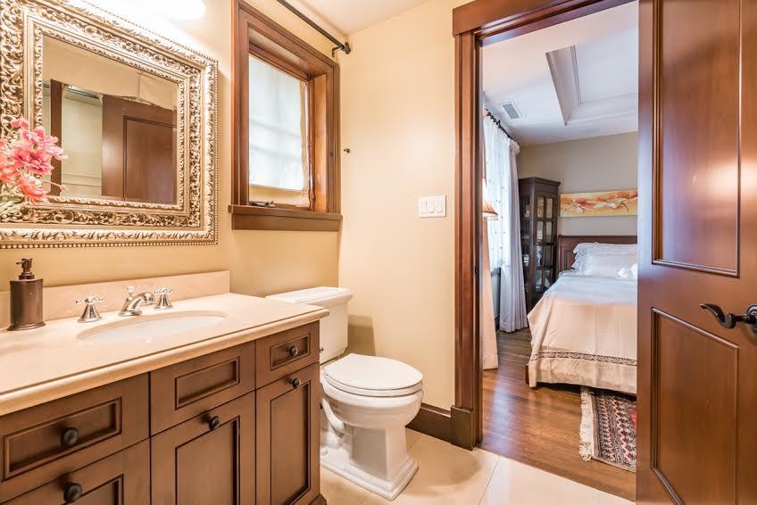 Condo Apartment at 1 1483 BEACH AVENUE, Unit 1, Vancouver West, British Columbia. Image 14