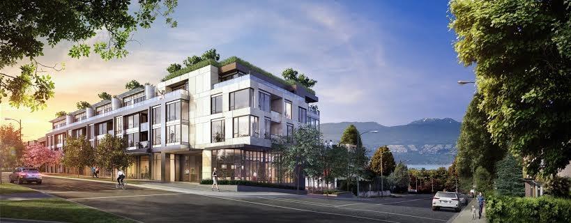 Condo Apartment at 307 3639 W 16TH AVENUE, Unit 307, Vancouver West, British Columbia. Image 2