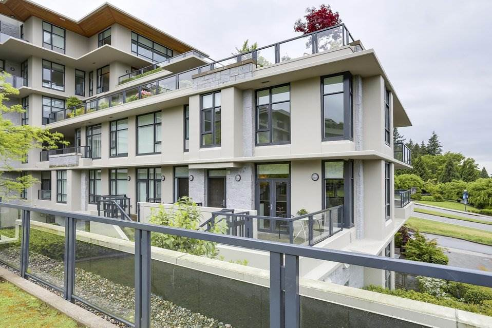 Townhouse at 31 6093 IONA DRIVE, Unit 31, Vancouver West, British Columbia. Image 1