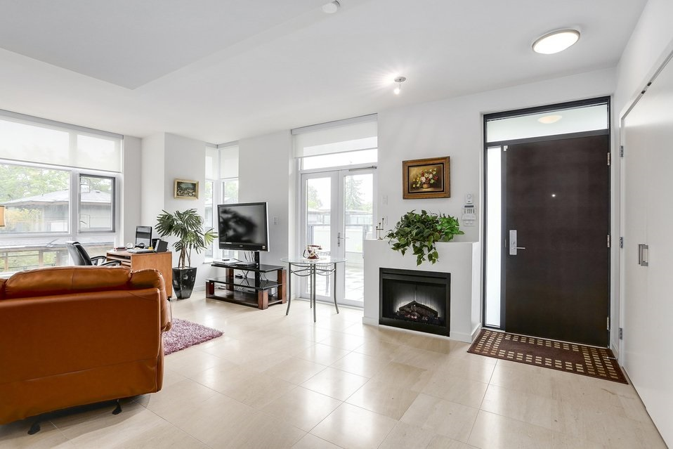 Townhouse at 31 6093 IONA DRIVE, Unit 31, Vancouver West, British Columbia. Image 3