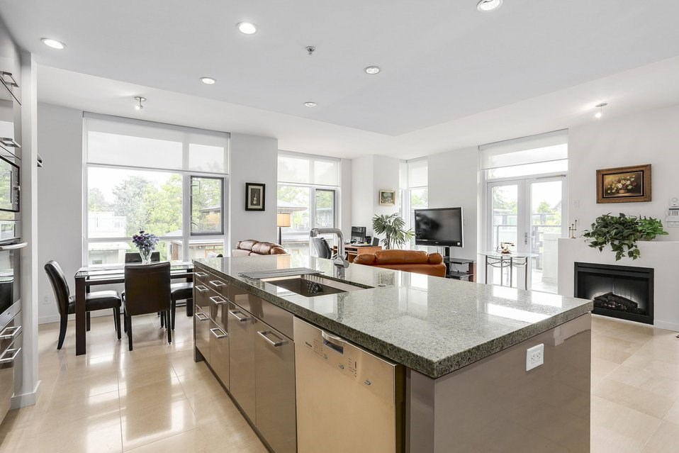 Townhouse at 31 6093 IONA DRIVE, Unit 31, Vancouver West, British Columbia. Image 9