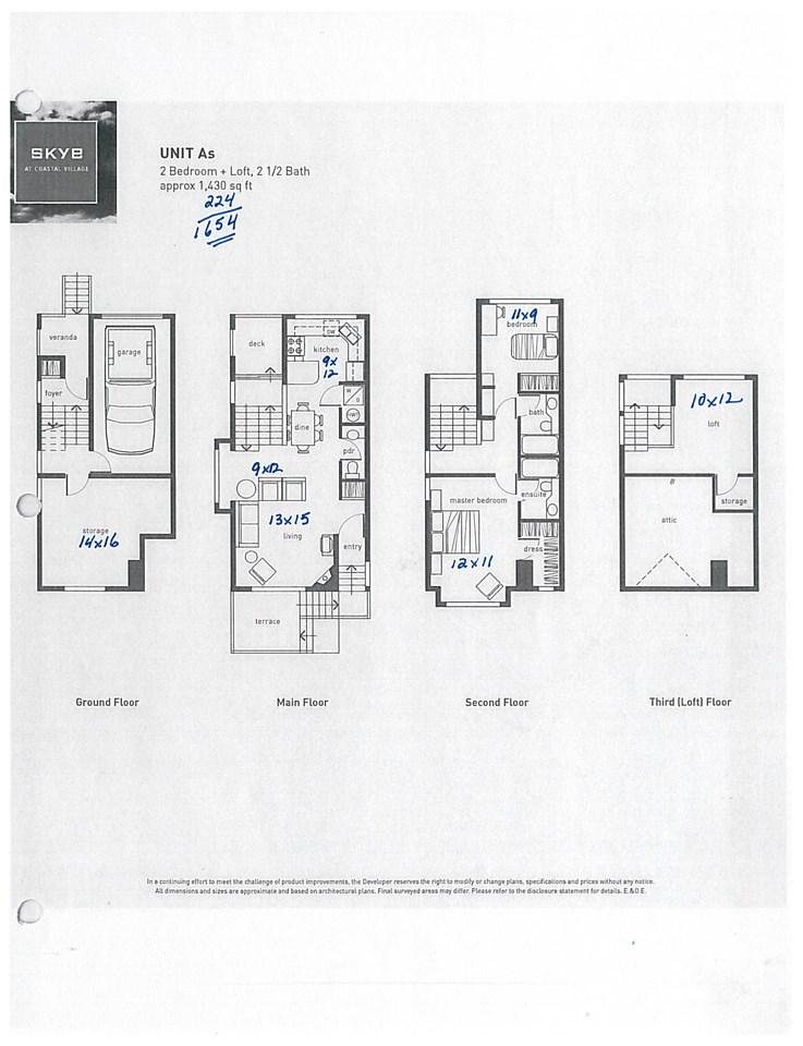 Half-duplex at 2 1261 MAIN STREET, Unit 2, Squamish, British Columbia. Image 20