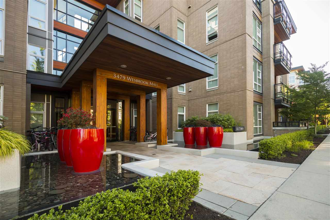Condo Apartment at 102 3479 WESBROOK MALL, Unit 102, Vancouver West, British Columbia. Image 1