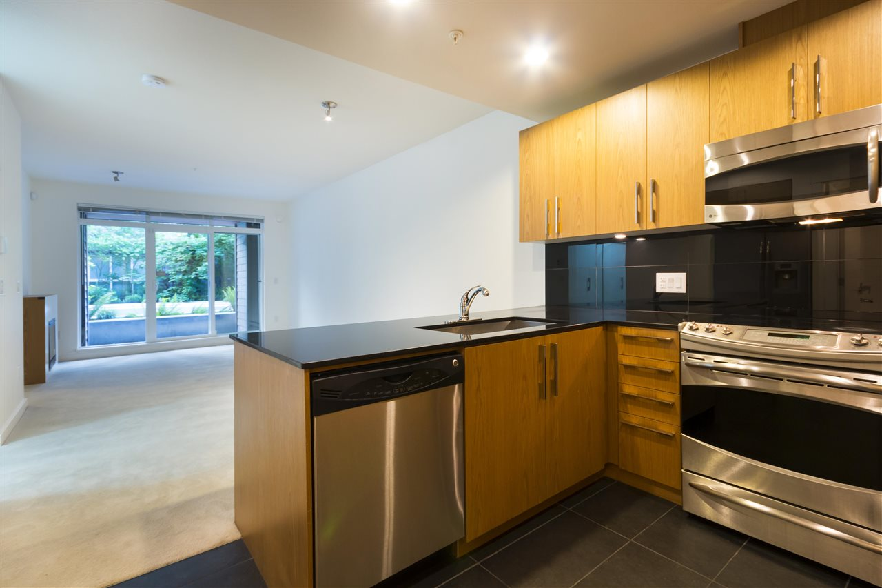 Condo Apartment at 102 3479 WESBROOK MALL, Unit 102, Vancouver West, British Columbia. Image 6