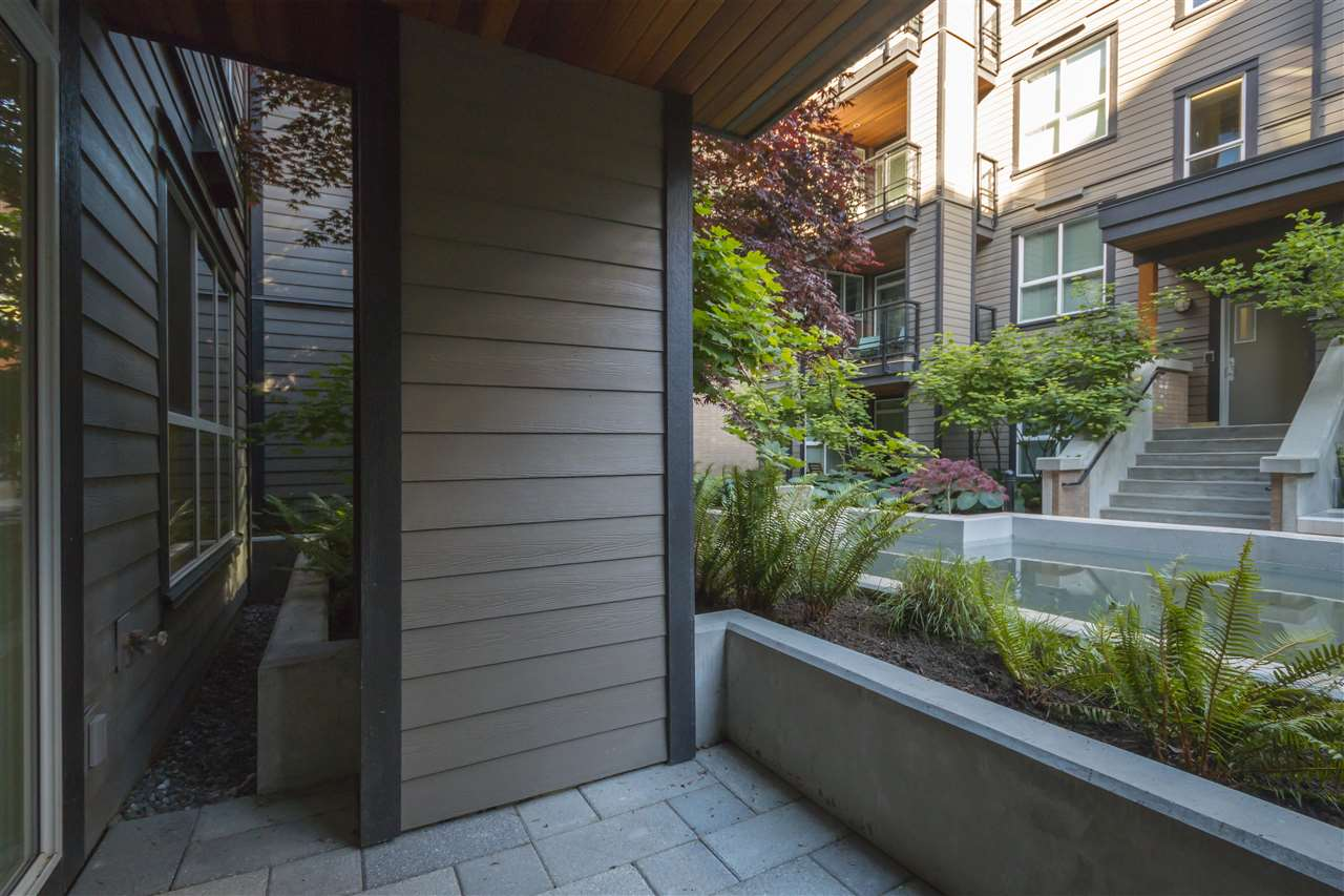 Condo Apartment at 102 3479 WESBROOK MALL, Unit 102, Vancouver West, British Columbia. Image 19