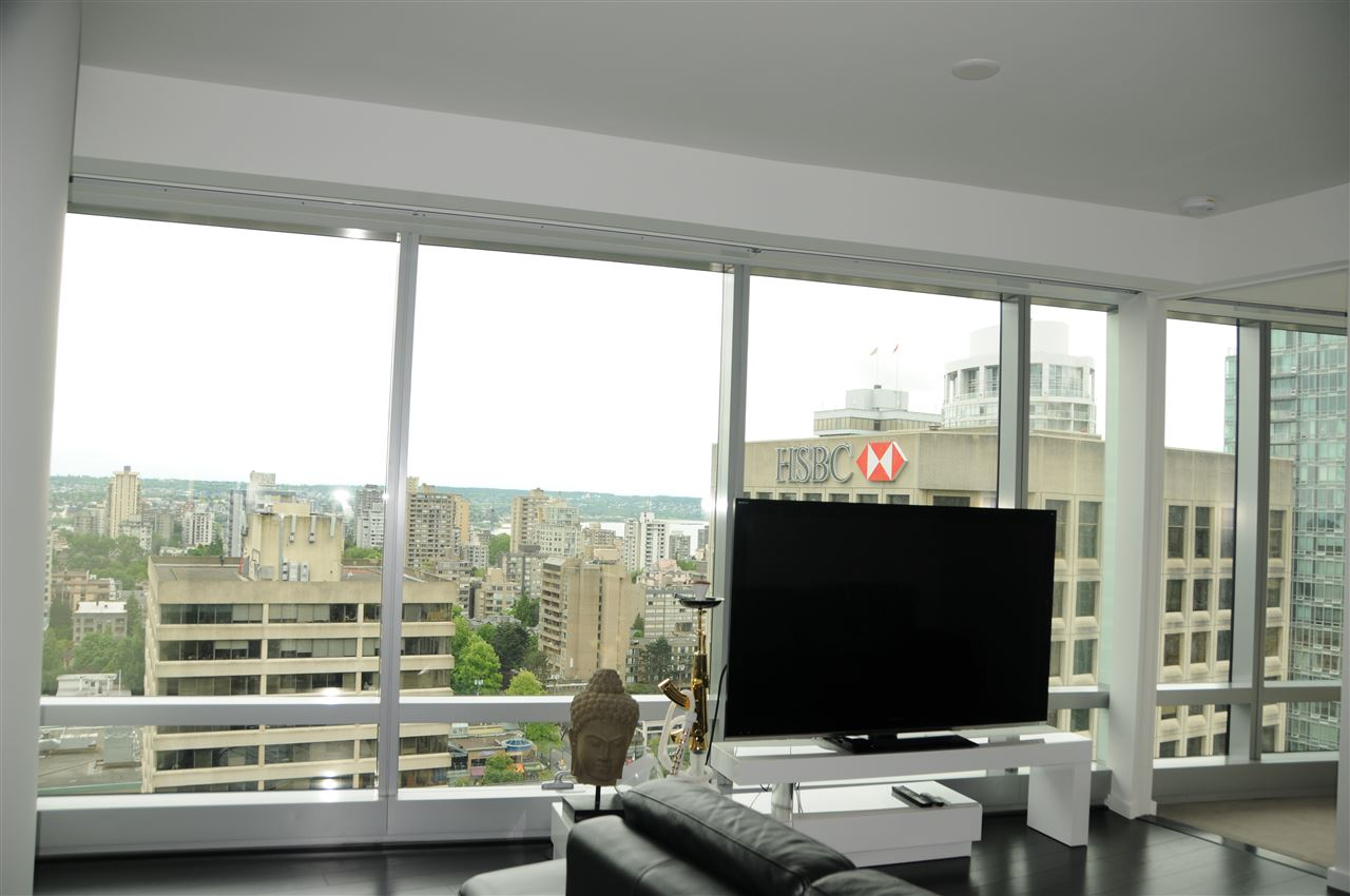 Condo Apartment at 2702 1151 W GEORGIA STREET, Unit 2702, Vancouver West, British Columbia. Image 7