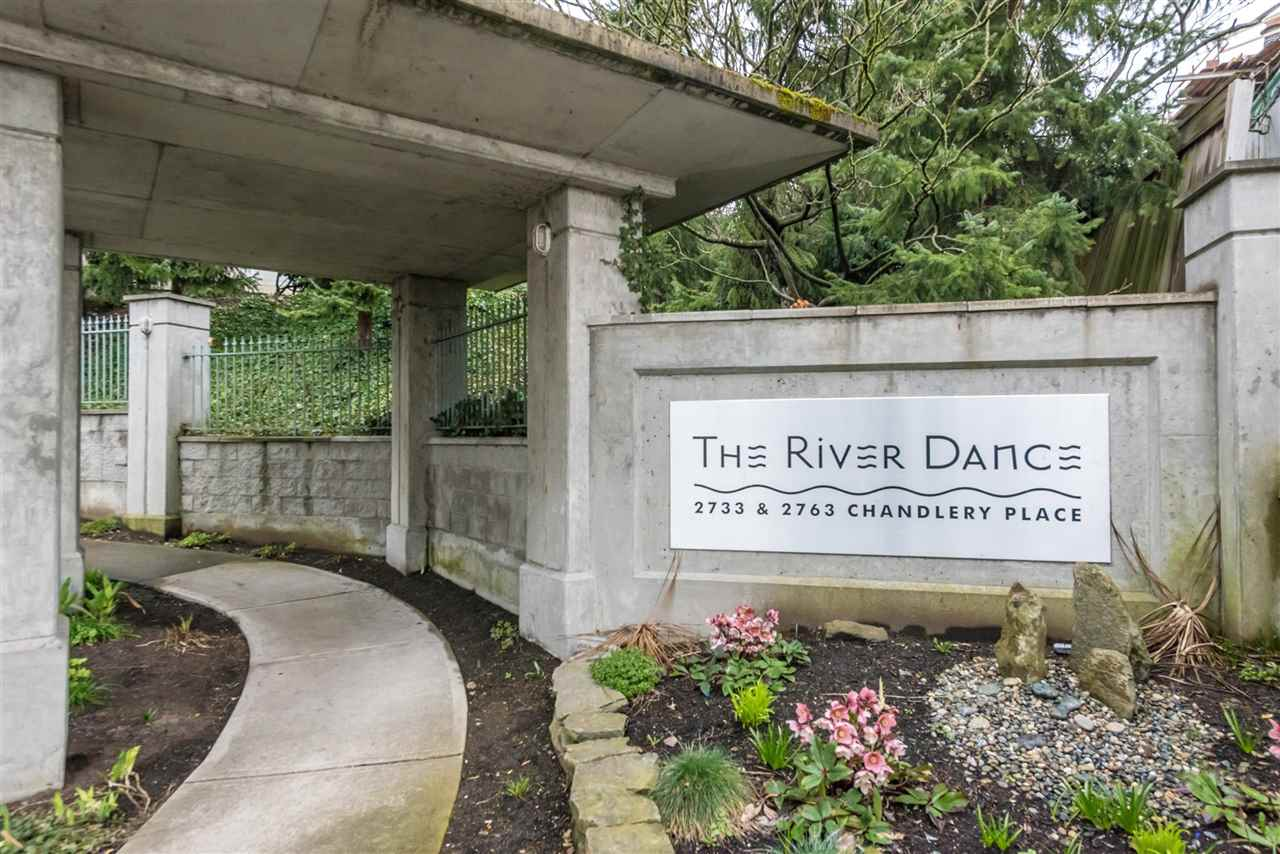 Condo Apartment at 710 2733 CHANDLERY PLACE, Unit 710, Vancouver East, British Columbia. Image 1