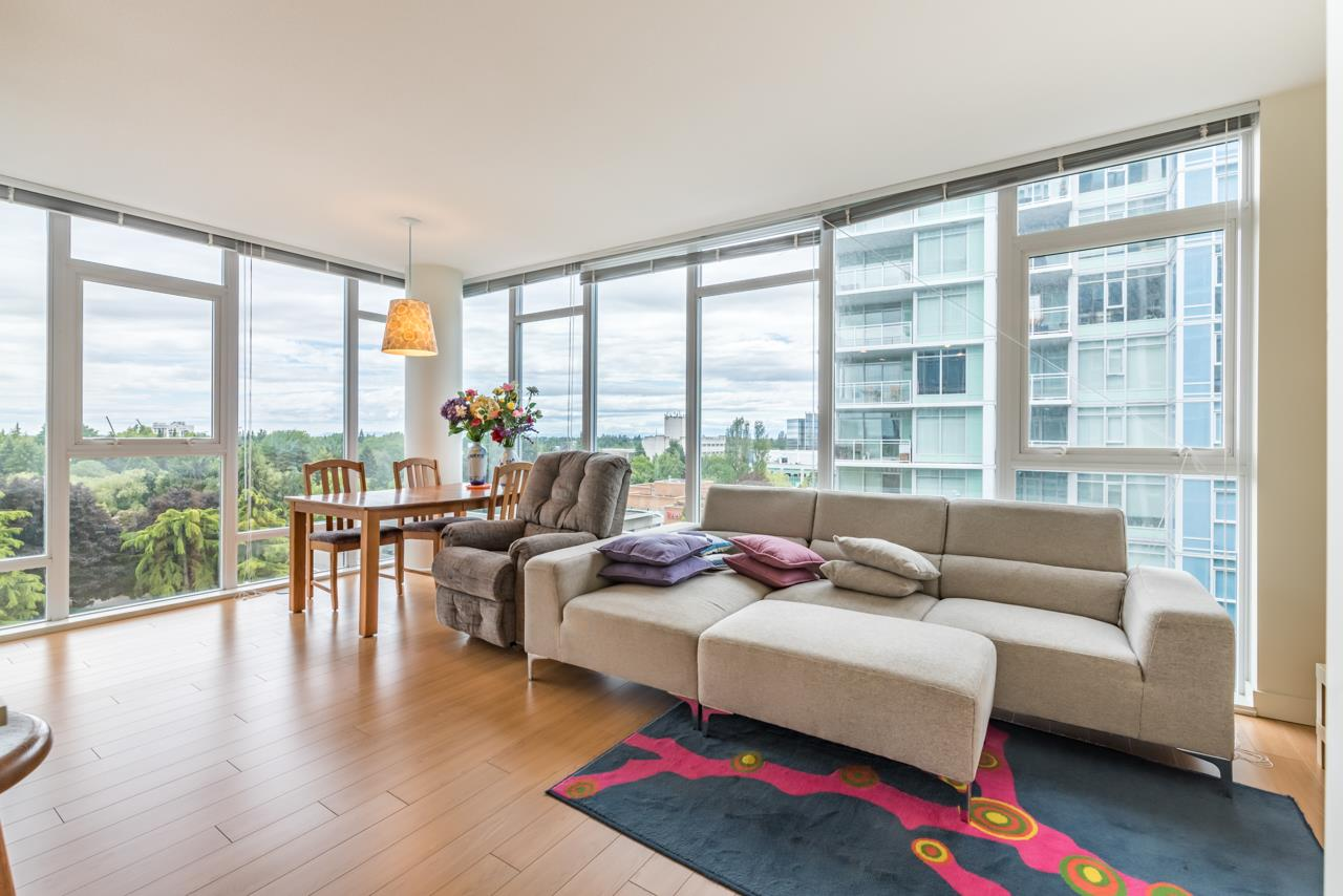 Condo Apartment at 1006 7373 WESTMINSTER HIGHWAY, Unit 1006, Richmond, British Columbia. Image 7